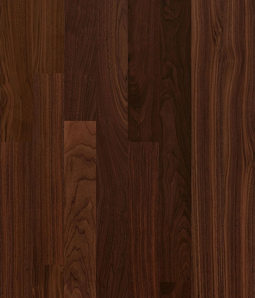 Solid american black walnut the hardwood flooring co for Real wood flooring
