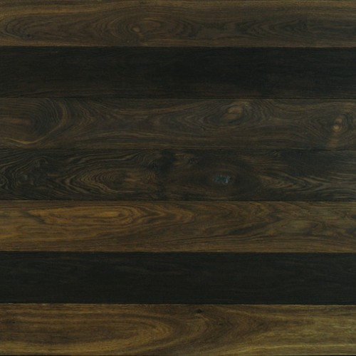 Junkers Original Solid Wide Board - Black Oak Harmony Plank