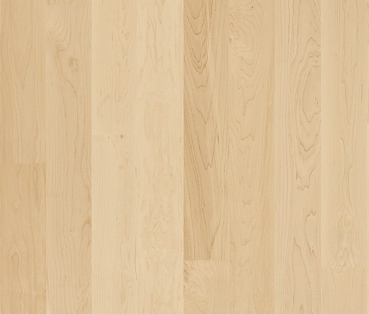 Kahrs Hard Maple Edmonton - 2-strip Satin Lacquer Finish