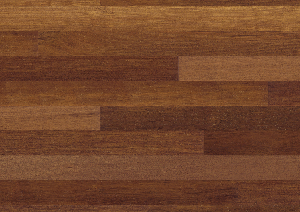 Ter h rne merbau blazing brown solid wood plank even for Real wood plank flooring