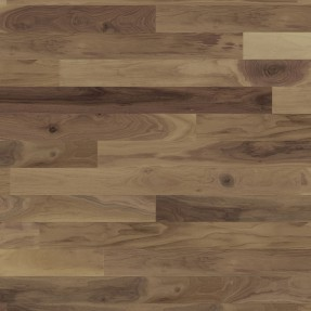 Ter Hürne American Walnut Narrow Plank - Parquet Matt Lacquer Finish