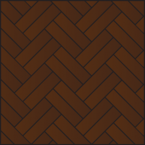 Double Herringbone Parquet Flooring Pattern