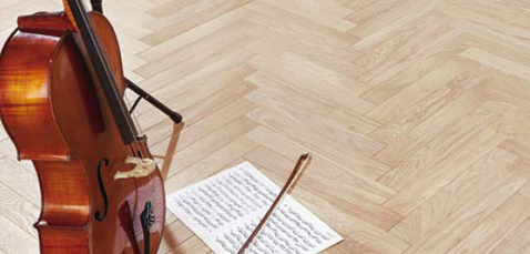 Bespoke Parquet Flooring - The Hardwood Flooring Company