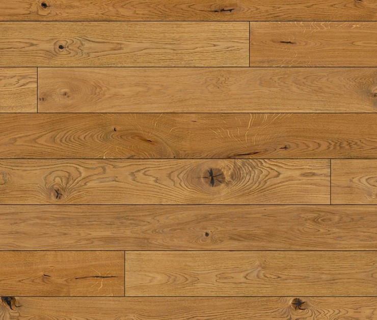 Boen Oak Antique - Solid Planks