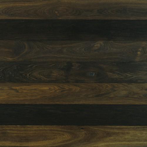 Junkers Original Solid Wide Board - Black Oak Harmony Plank