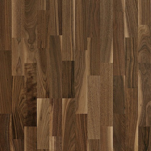 Kahrs Walnut Hartford - 3-strip Satin Lacquer Finish