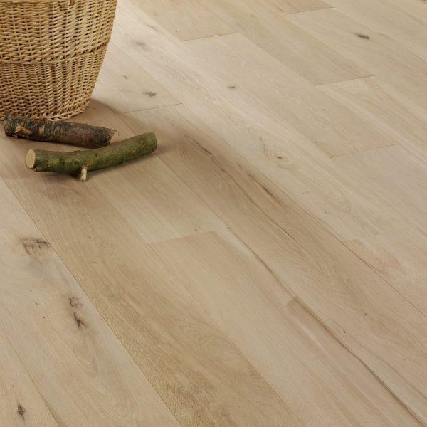 A115 Unfinished Rustic Oak