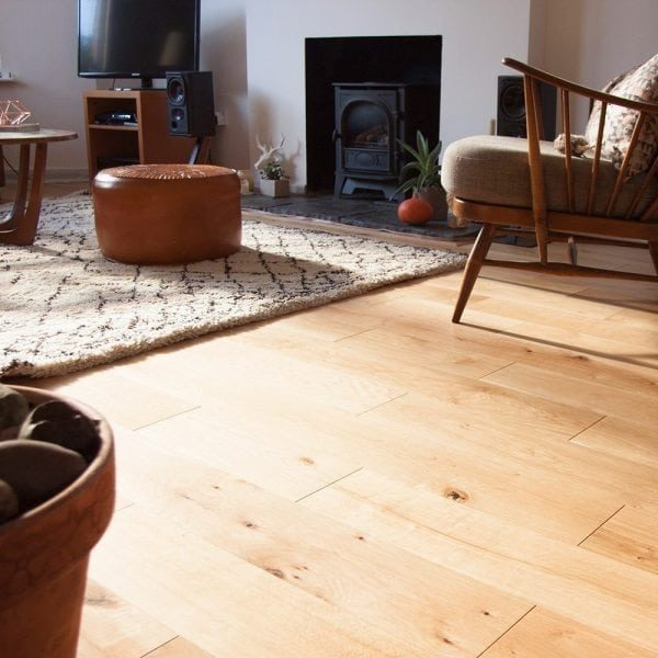 VIT102 Oak Rustic Oiled 150