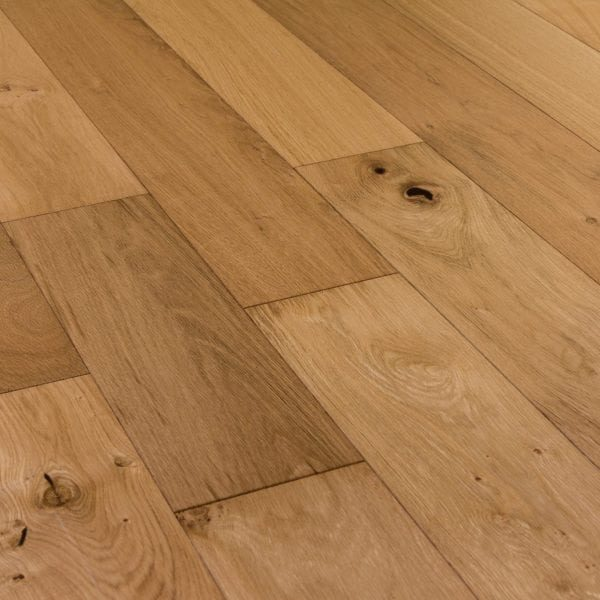 VIT107 Oak Rustic Oiled 190